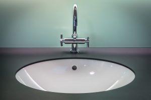 ein schönes Waschbecken
